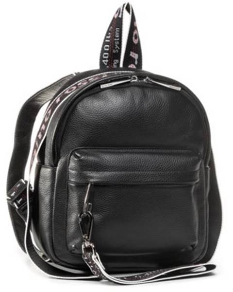 Čierny batoh Gino Rossi