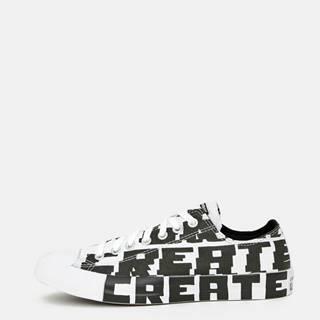 Čierno-biele pánske tenisky Converse