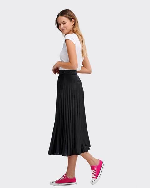 Čierna sukňa Alcott