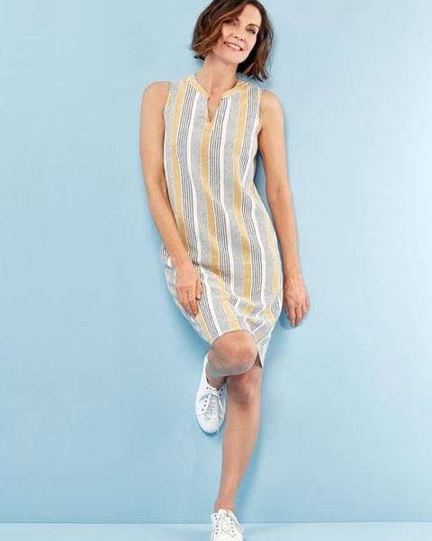 Sivé šaty M&Co