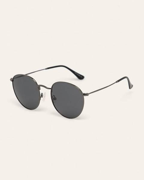 Čierne okuliare Answear