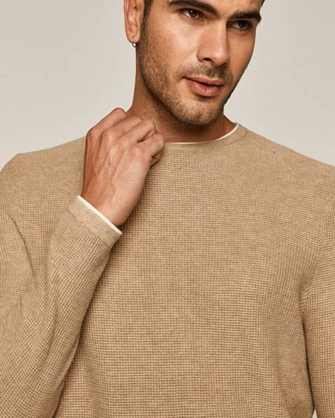 Béžový sveter MEDICINE