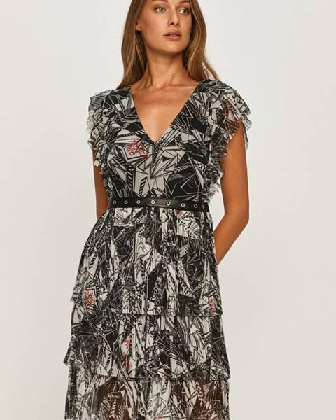 Viacfarebné šaty Patrizia Pepe