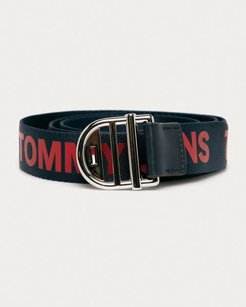 Červený opasok Tommy Jeans