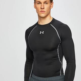 Under Armour - Pánske tričko HeatGear Armour Long Sleeve Compression Shirt