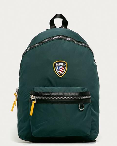 Zelený batoh Blauer