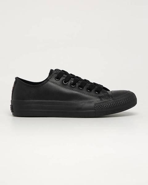 Čierne tenisky Guess Jeans