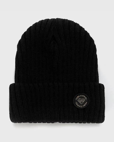 Čierna čiapka Femi Stories