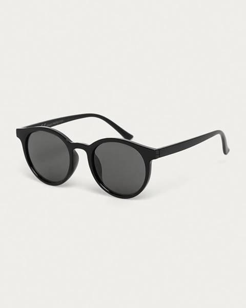 Čierne okuliare Answear Lab