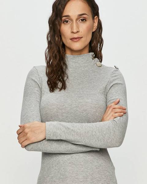 Sivý sveter Haily's