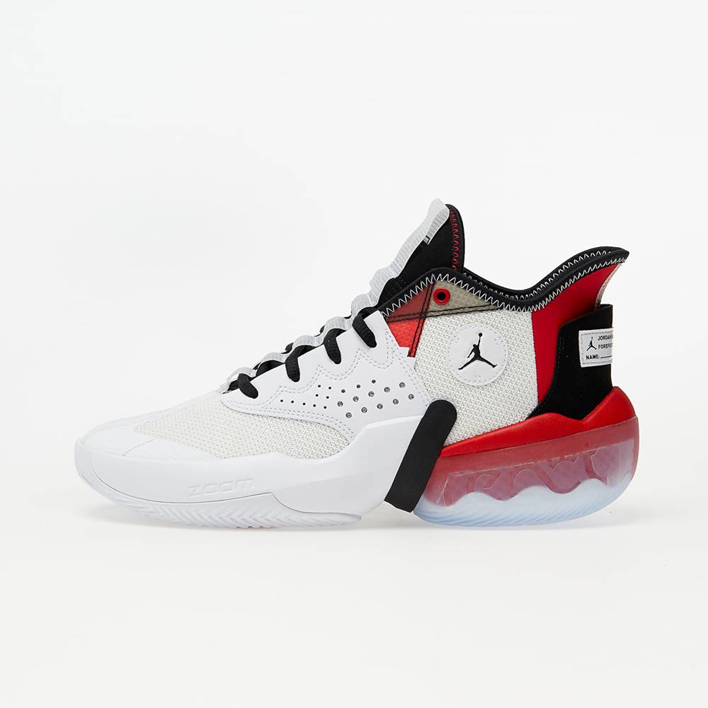 Jordan React Elevation White/ Black