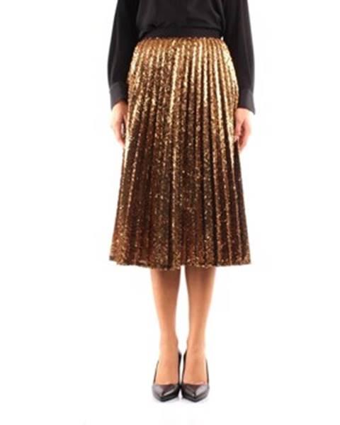 Zlatá sukňa Iblues