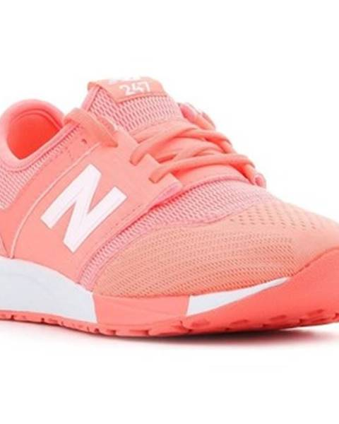 Oranžové topánky New Balance
