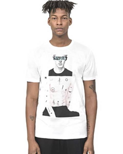 Biele tričko Antony Morato