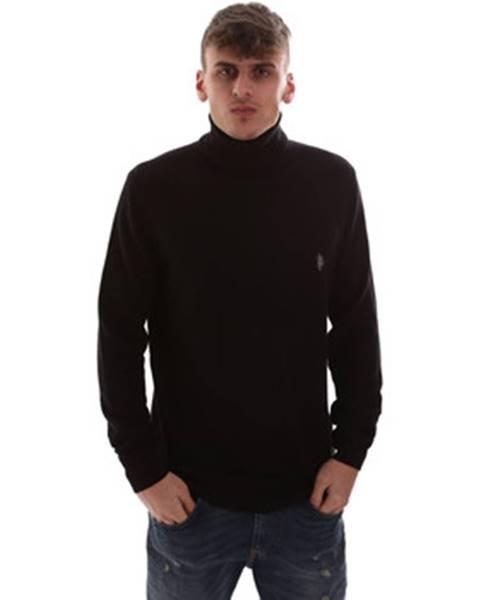 Čierny sveter U.S Polo Assn.