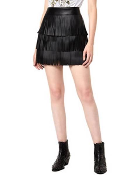 Čierna sukňa Liu Jo