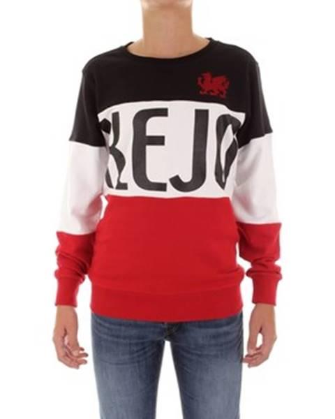 Červená mikina Kejo