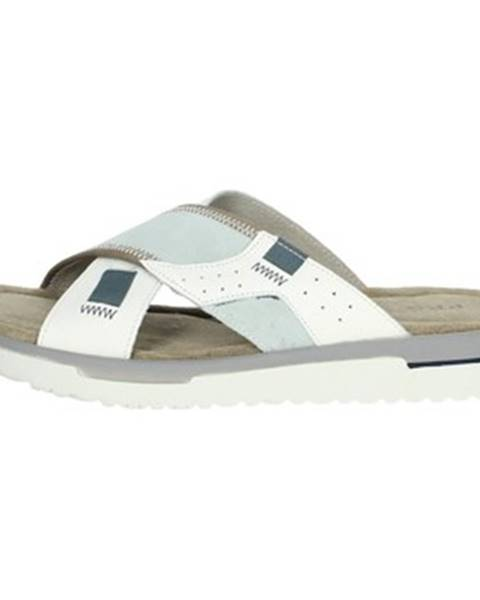Modré sandále Pregunta