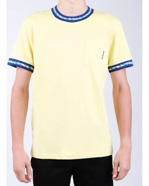 Žlté tričko DC Shoes