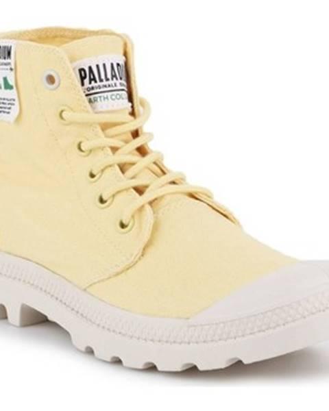 Žlté tenisky Palladium
