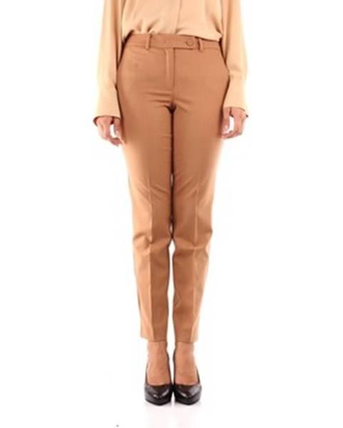 Béžové nohavice Marella