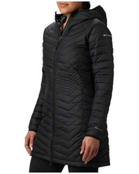 Čierna bunda Columbia