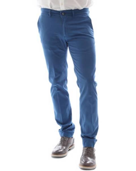 Modré nohavice Sei3sei