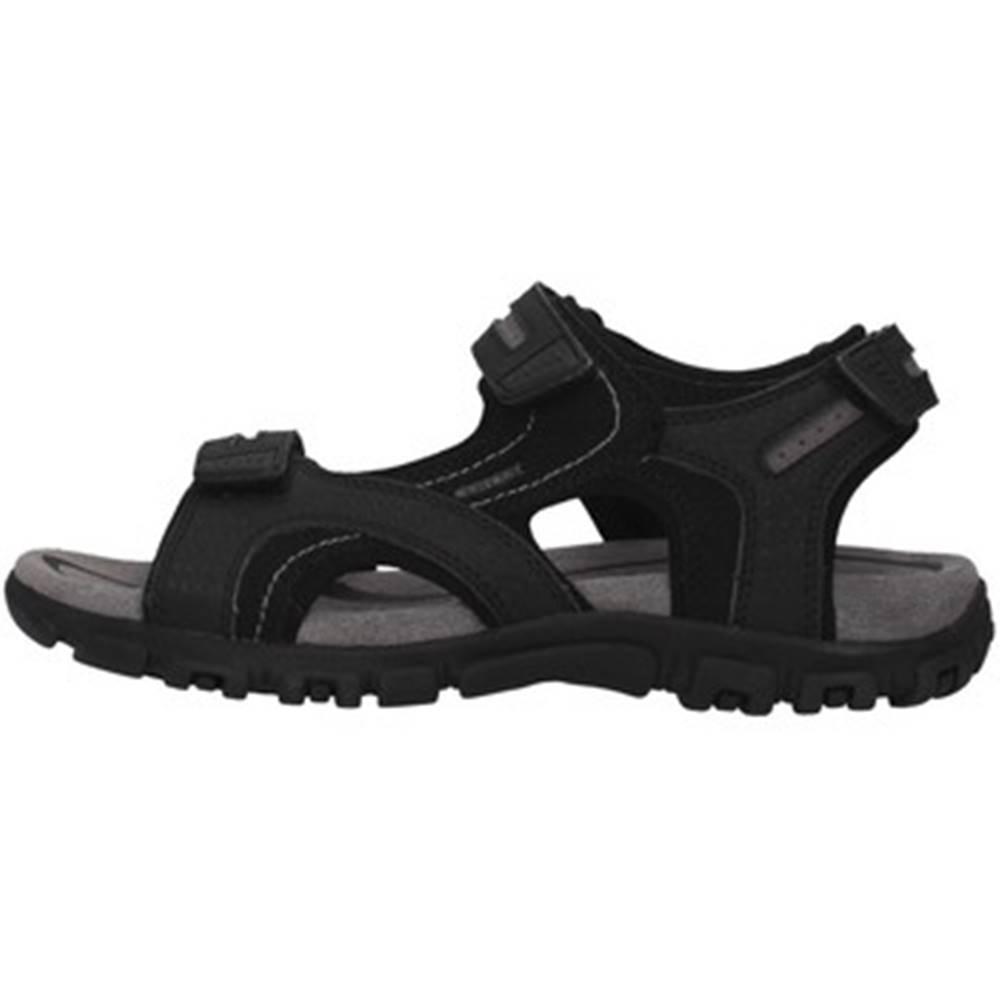 Geox Športové sandále Geox  U8224D050AU