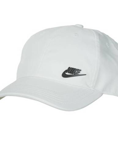 Biela čiapka Nike