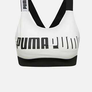 Biela športová podprsenka Puma