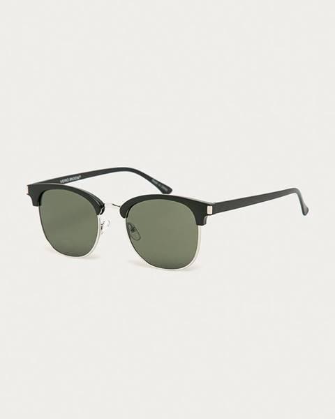 Strieborné okuliare Vero Moda