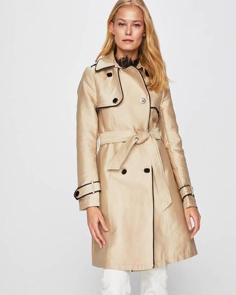 Béžový kabát Morgan