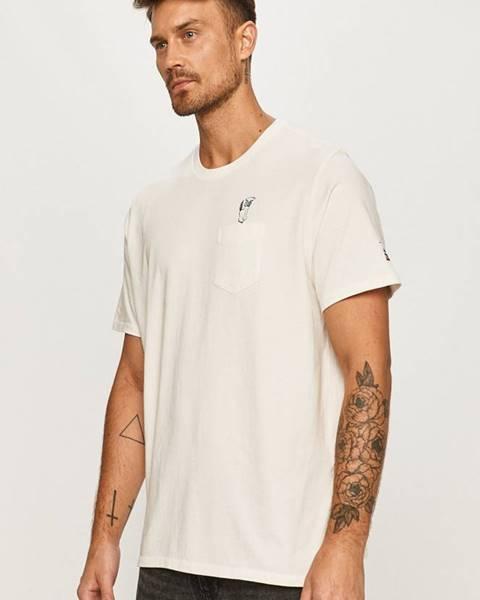 Biele tričko Levi's