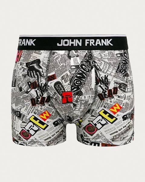 Viacfarebná spodná bielizeň JOHN FRANK