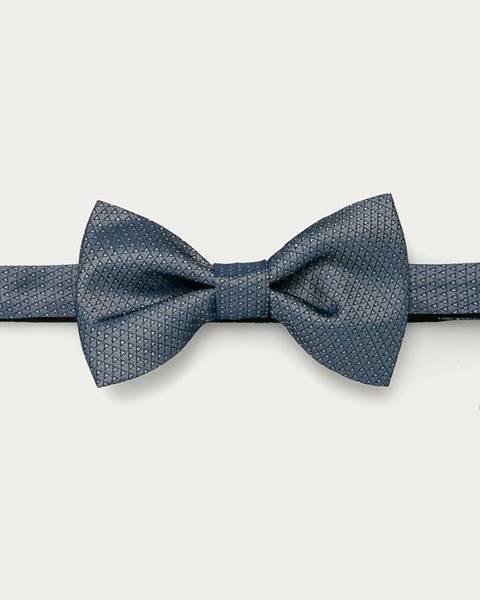 Modrá kravata HUGO