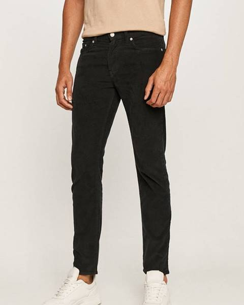 Čierne nohavice Levi's