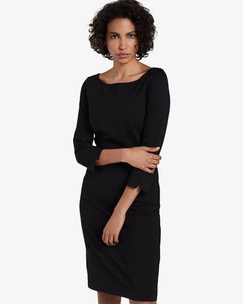 Čierna sukňa Tom Tailor