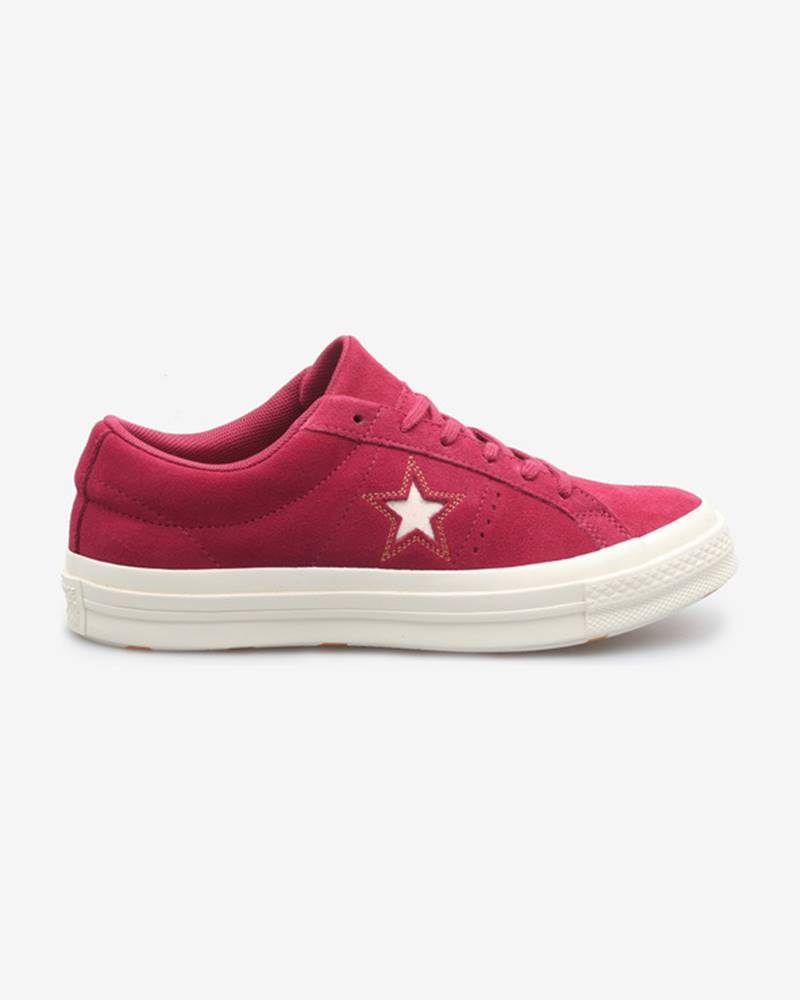 Converse Converse One Star Tenisky Červená