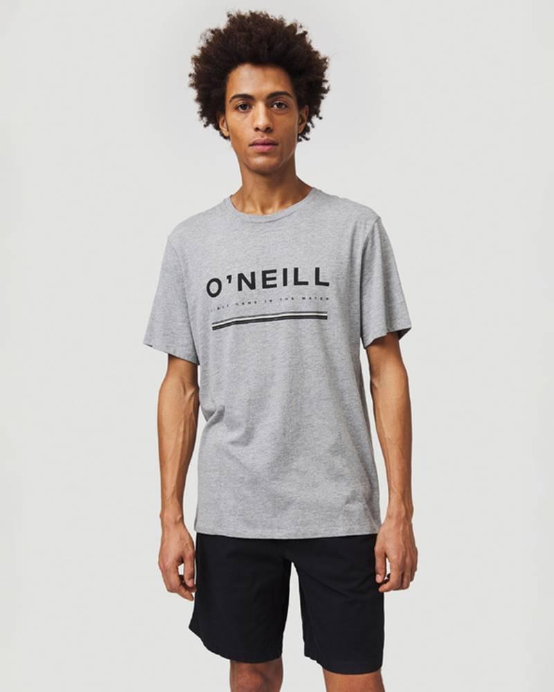 O'Neill O'Neill Arrowhead Tričko Šedá