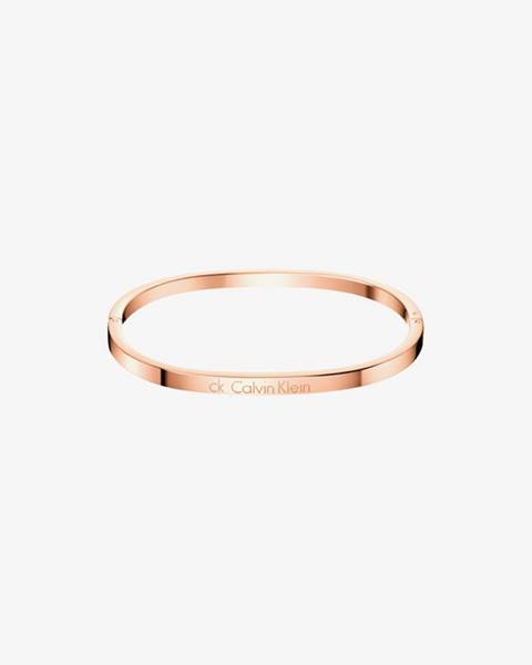 Zlatý náramok Calvin Klein