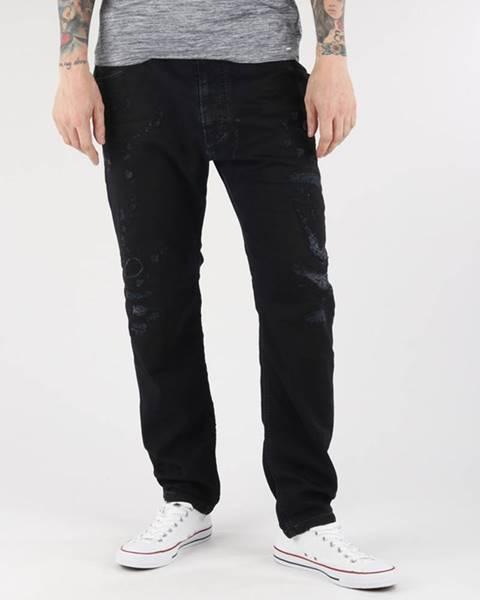 Čierne nohavice Diesel
