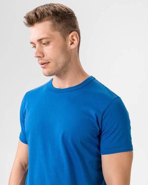 Modré tričko Diesel