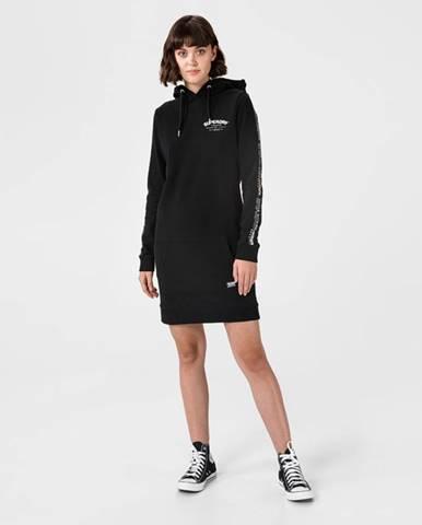 Čierna sukňa Superdry