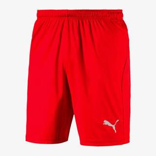 Puma Liga Core Kraťasy Červená