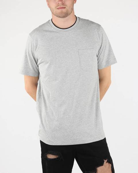 Sivé tričko Diesel
