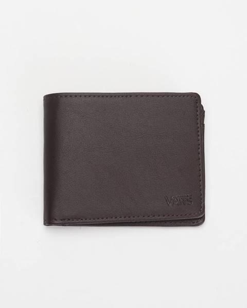 Hnedá peňaženka Vans