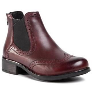 Členkové topánky Lasocki WI23-BEECH-01 koža(useň) lícová