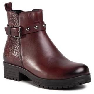 Členkové topánky Lasocki WI23-MEXICO-07 koža(useň) lícová