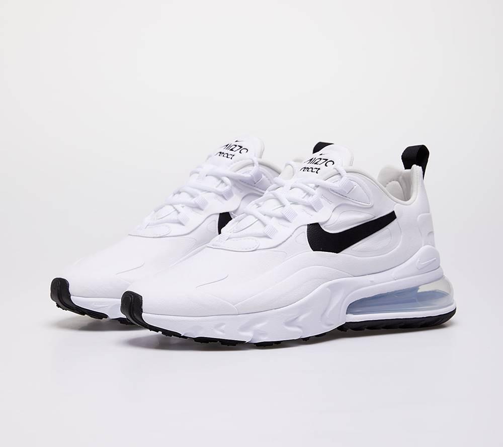 Nike Nike W Air Max 270 React White/ Black