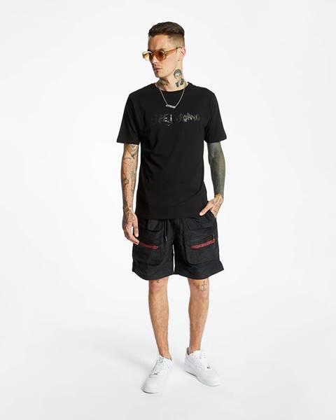 Čierne tričko LIFE IS PORNO